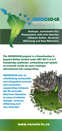 ENSOCIO-LAC brochure